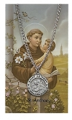 Saint Anthony Medal and Prayer Card Set