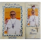 Pope Francis Imitation Pearl Rosary with Booklet (Spanish Text)