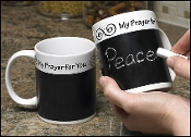 Prayer Chalkboard Mug